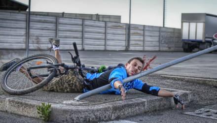 ГАИ просят приравнять велосипеды к скутерам