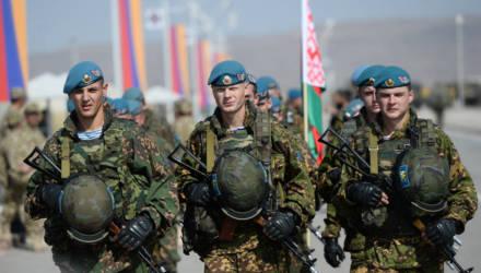 Армия Беларуси оказалась на 39-м месте по военной мощи в мире