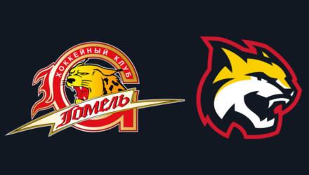 """В белорусском хоккее решились на ребрендинг. У ХК """"Гомель"""" и других клубов новые формы и логотипы"""