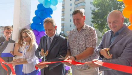 В Новобелицком районе Гомеля к началу учебного года открыли новый детский сад