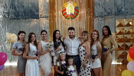Восемь жён насчитали в свидетельстве о браке у гродненца