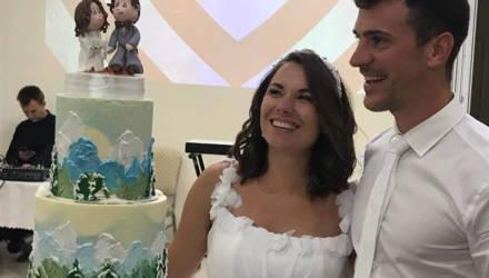 Надежда Скардино вышла замуж