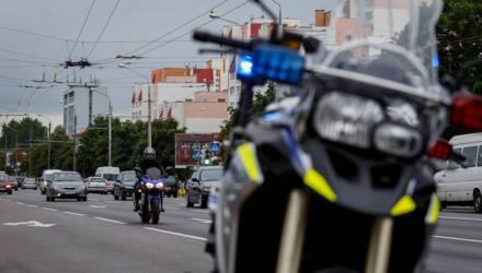 Носятся как угорелые: почему в ДТП на Гомельщине чаще попадают молодые неопытные мотоциклисты