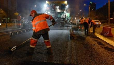 В Гомеле потратят больше денег на строительство и ремонт дорог