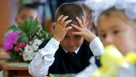 «Не стоит искусственно восхищаться ребёнком». Психолог рассказала о том, как подготовить детей к первому классу