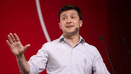 Названа зарплата Зеленского на посту президента Украины