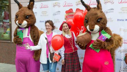 """Качественный шоколад в самом центре города: в Гомеле открылся новый магазин """"Коммунарка"""""""