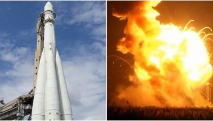 Адское пламя. Как взорвался советский космодром «Плесецк»