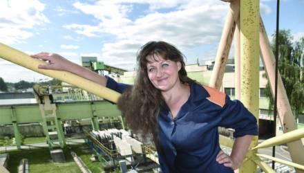 Гомельская крановщица о работе в Москве, любви к закатам и ежедневном адреналине