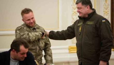 СМИ: один из напавших на Порошенко – белорус. Раскрыта его личность