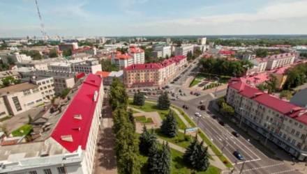 Вместо шести областей могут создать 18 округов. Посмотрите, как предлагают изменить регионы Беларуси