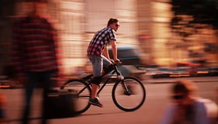 """""""Я готов был выбросить велосипед на проезжую часть"""": жертвами велосипедистов в Гомеле становятся дети и собаки"""