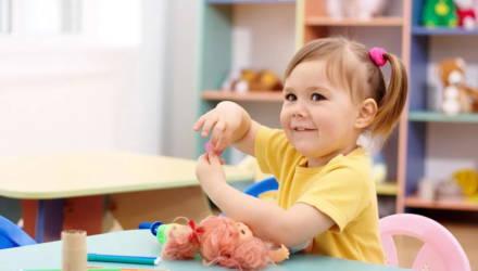 Опыт строительства детсадов на первых этажах новых домов намерены расширять в Гомельской области