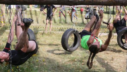 Неудержимые белорусы. Сентябрьская гонка на выживание ZONE RACE традиционно прошла в Калинковичах