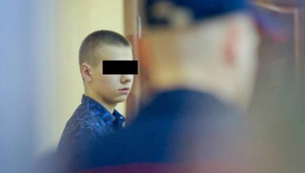 Суд вынес приговор подростку, который убил ученика и учителя в столбцовской школе: 13 лет колонии