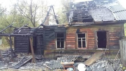 На Гомельщине молодой парень вынес из огня двоих, но сам погиб
