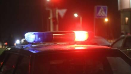 В Гомель доставили милиционера, который во внеслужебное время попался пьяным за рулём