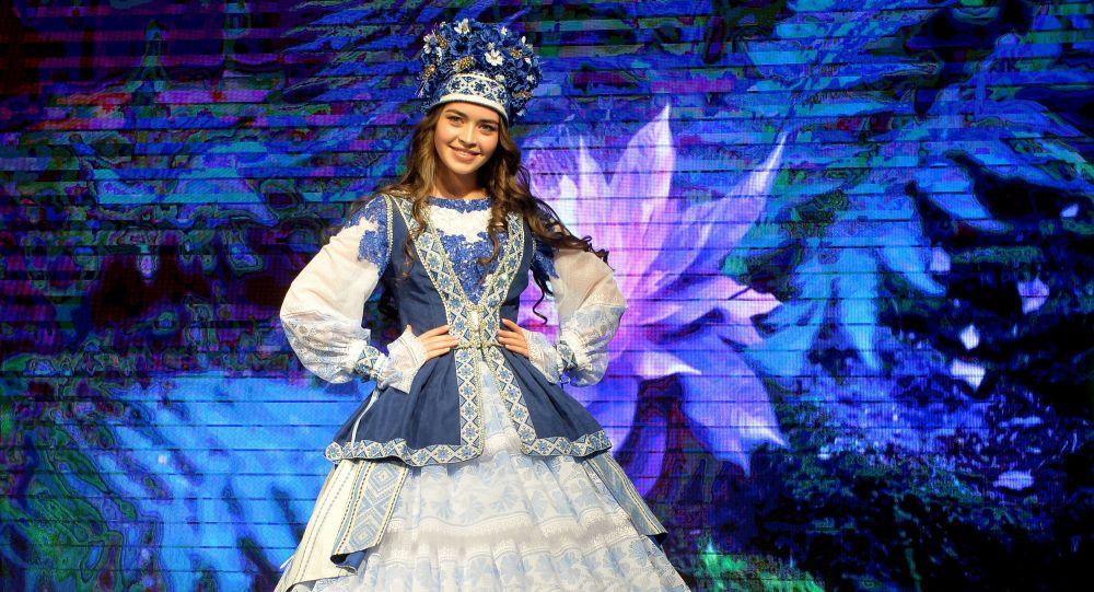 Мисс беларусь фото в национальных костюмах