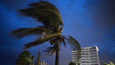 """Ураган высшей категории """"Дориан"""" движется к США: объявлена эвакуация"""