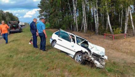 Лобовое ДТП под Светлогорском: погиб водитель Mercedes