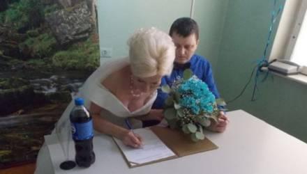Жених не спал всю ночь. Россиянка вышла замуж за трансгендера из Беларуси