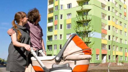 Где сегодня в Гомеле строят жильё для многодетных и когда начнётся движение основной очереди?