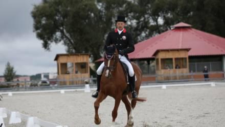 Гомельчанин занял второе место на международных соревнованиях по троеборью