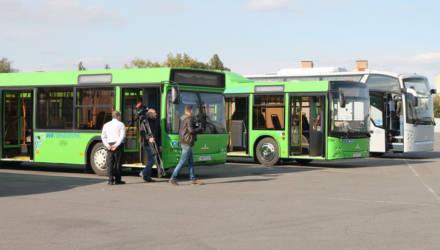 В «Гомельоблавтотрансе» рассказали о новой системе продажи билетов онлайн и презентовали новые автобусы