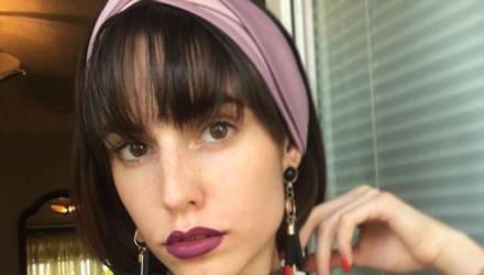 Под Одессой блогерша, боясь за свою жизнь, показала, как бывший изрезал её тело