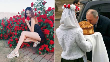 18-летняя белоруска из службы протокола ярко рассказала о том, кто из высоких гостей и чем ей запомнился