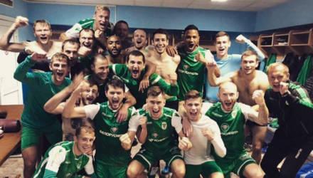 Долгожданная футбольная победа: «Гомель» на выезде обыграл «Витебск»