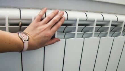 Подача тепла в объекты соцсферы началась в Гомельской области