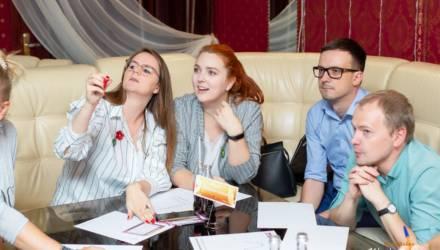 Корпоративная лига Мозгобойни в Гомеле - новый вид развлечения для коллег