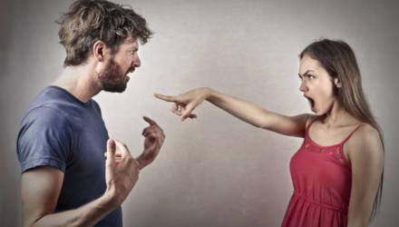 Научно установлено, что спорить с женщинами бесполезно