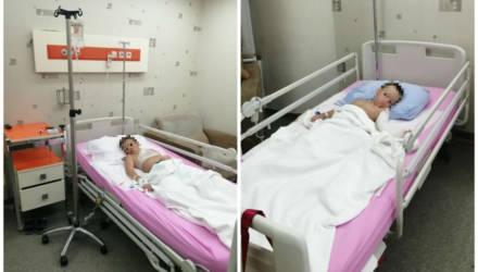 Турецкий повар облил детей горящим маслом, восемь человек пострадали