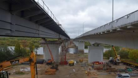 Когда откроют мост через Сож под Гомелем
