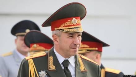 Караев прокомментировал ситуацию со смертью 19-летнего участкового в Докшицах
