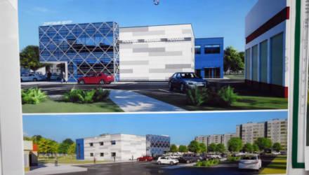 В Гомеле началось общественное обсуждение строительства торгового центра в Юбилейном сквере
