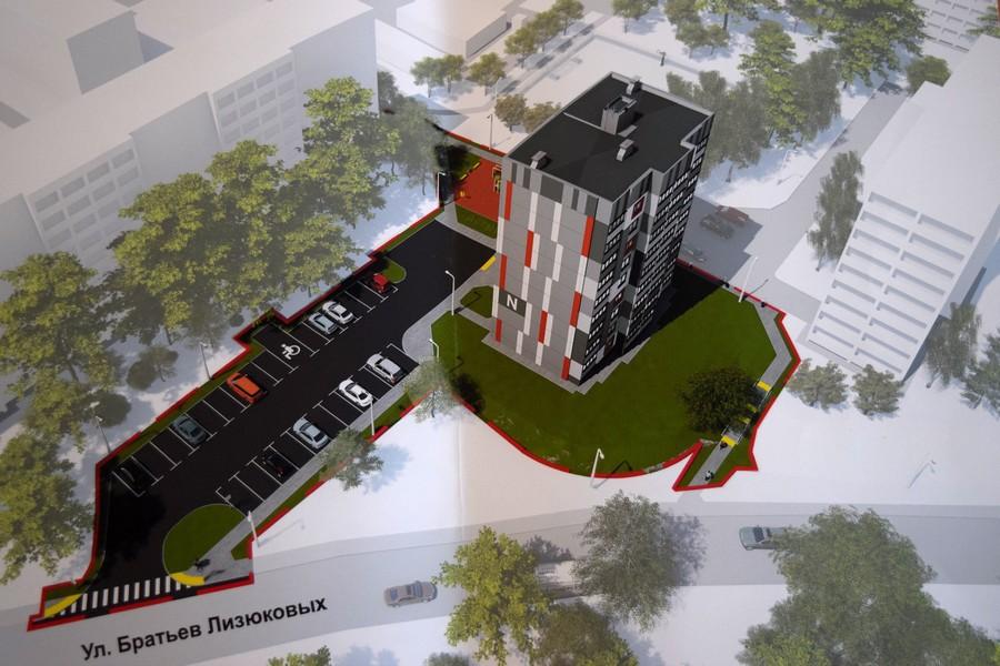 Строительство жилого дома по ул. Бр. Лизюковых в Гомеле: ответы даны, но услышаны ли?