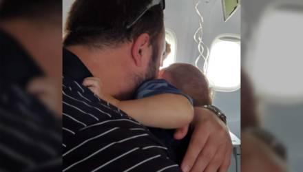 Пассажиры в панике писали прощальные СМС, когда самолёт начал резко снижаться
