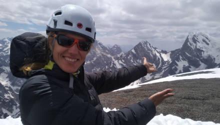 «После восхождения вижу людей насквозь»: гомельчанка покорила Фанские горы