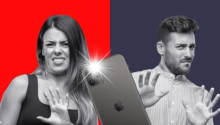 Мерзкие дырочки! Новый трёхкамерный айфон вызвал у людей отвращение