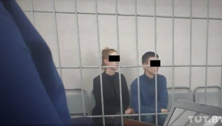 «Не ломайте судьбы детям». Мать 16-летней закладчицы, которой грозит 11 лет, выступила в суде в Гомеле