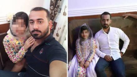 В Иране после скандала расторгли брак взрослого мужчины и 11-летней девочки