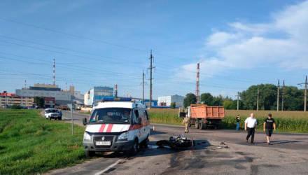 ГАИ просит отозваться очевидцев смертельного ДТП в Гомеле