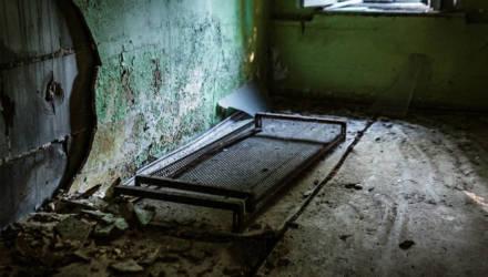 Борщёвка: репортаж из психбольницы
