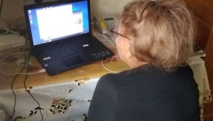 Пожилые люди в мире интернет-технологий. Гомельские пенсионеры рассказали о роли Интернета в их жизни