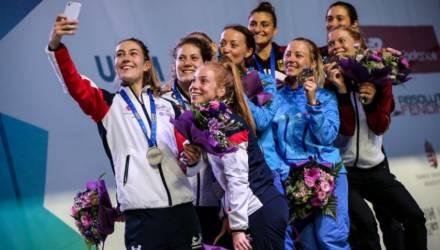 Гомельчанка Ольга Силкина стала чемпионкой мира по современному пятиборью в Будапеште