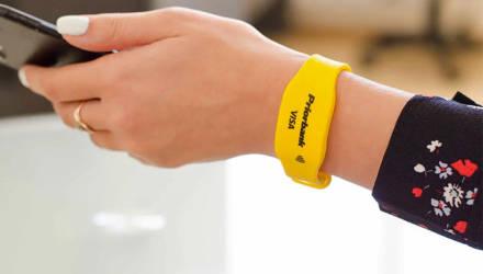 В Беларуси начали выпускать платёжные браслеты
