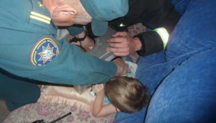 Cпасатели пришли на помощь детям из Гомельского района и Жлобина